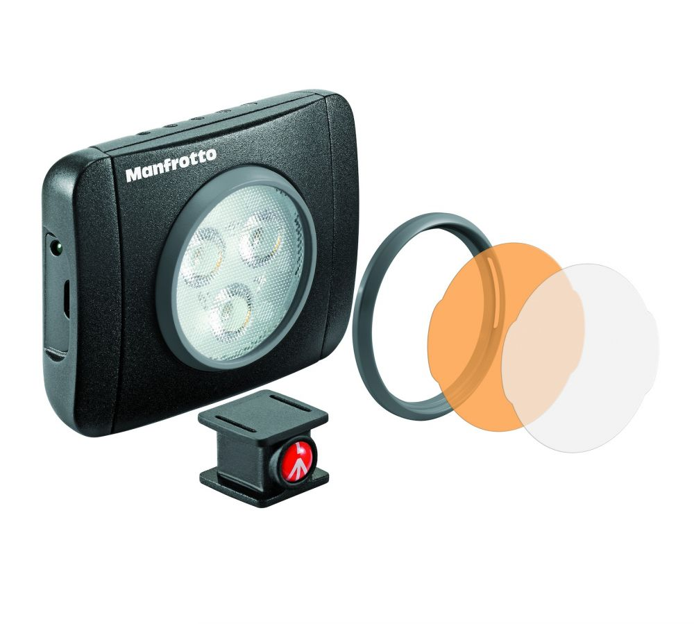 Manfrotto Lumimuse series 3 LED lámpa