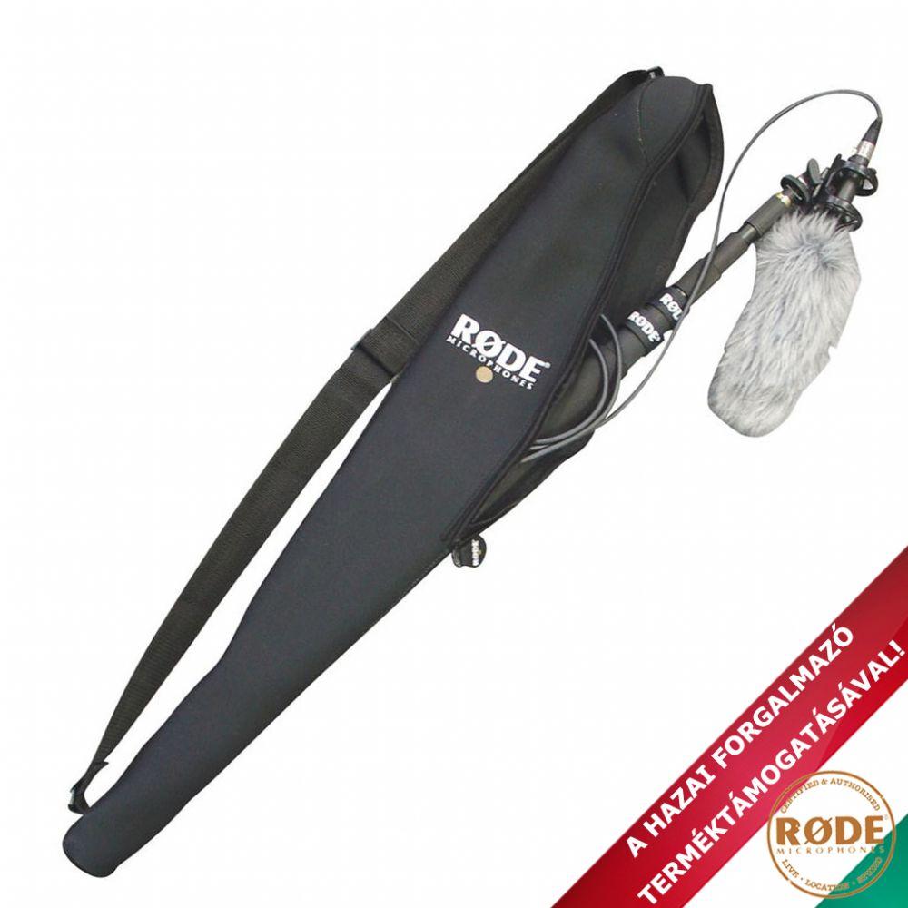 Rode NTG-4+ Boomszett puskamikrofon szett