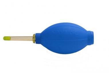 Polaroid porfújó pumpa (kék)