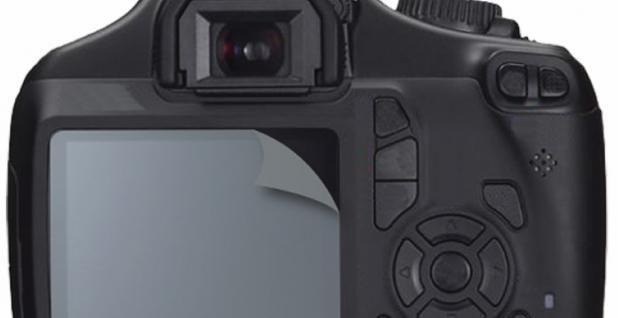 LCD védőfólia (Canon EOS 60D)