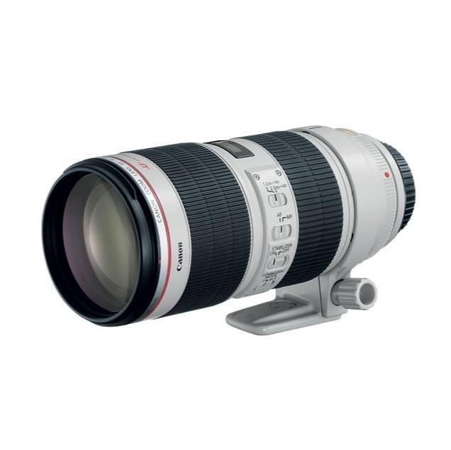 Canon EF objektívek