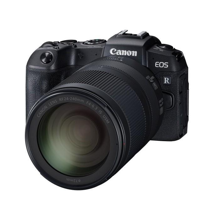 Canon EOS DSLR + EOS M