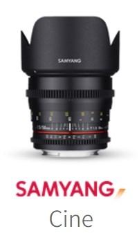 Samyang Cine