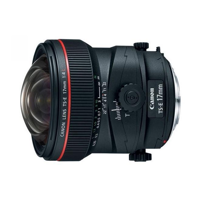 Canon TS objektívek