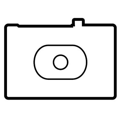 Canon DSLR mattüveg