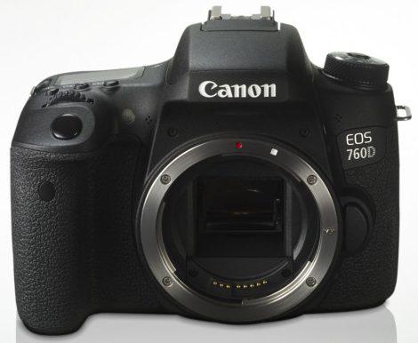 Canon EOS 760D váz 1+2 év garanciával**