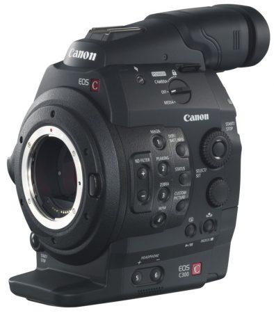 Canon EOS C300EF (DAF) body