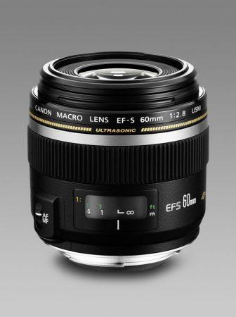 Canon EF-S 60mm /2.8 USM Macro