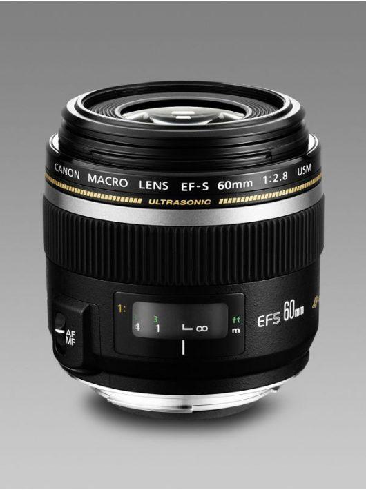 Canon EF-S 60mm / 2.8 USM Macro
