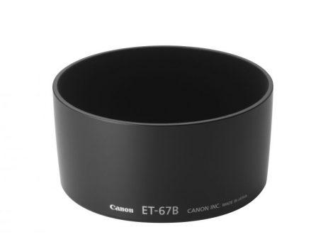 Canon EF-S 60mm /2.8 USM Macro napellenző (ET-67B)