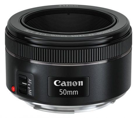 Canon EF 50mm /1.8 STM