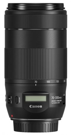 Canon EF 70-300mm / 4-5.6 IS nano USM mark II