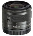 Canon EF-M 15-45mm / 3.5-6.3 IS STM - grafit színű