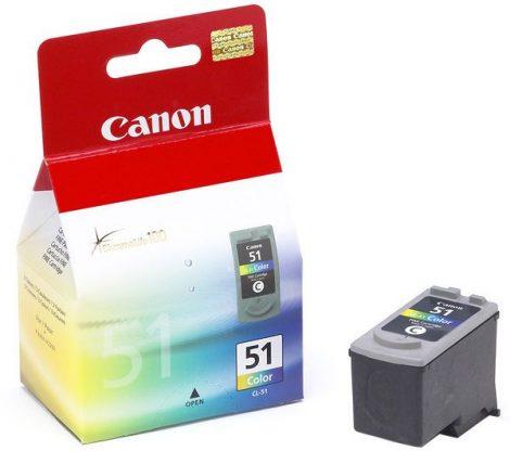 Canon CL-51 színes tintapatron