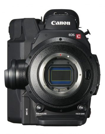 Canon EOS C300 mark II, EF bajonettes - 2 év garanciával