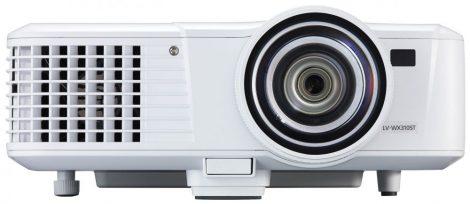 Canon LV-WX310ST projektor - 3 év garanciával