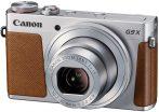 Canon PowerShot G9x - ezüst színű