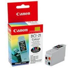 Canon BCI-21 színes tintapatron