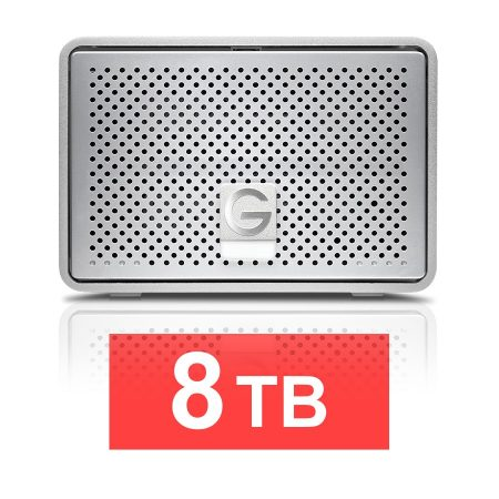 G-technology G-RAID Removable Drive - 8TB