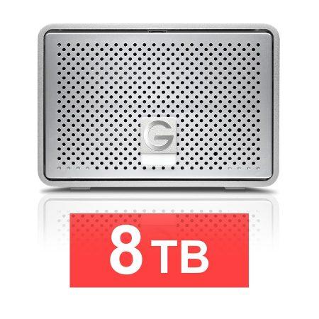 G-technology G-RAID Removable Drive - 8TB