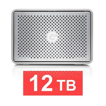 G-technology G-RAID USB - 12TB