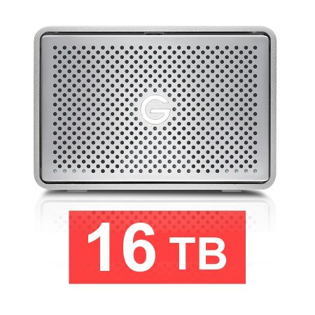 G-technology G-RAID USB - 16TB
