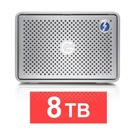 G-technology G-RAID with Thunderbolt - 8TB