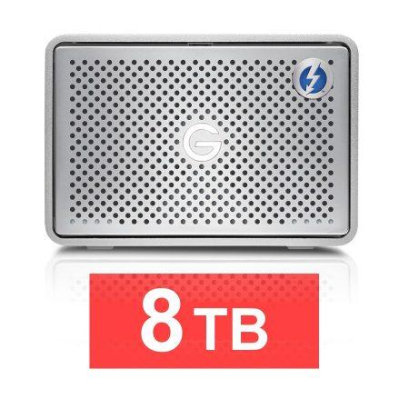 G-technology G-RAID with Thunderbolt - 8TB