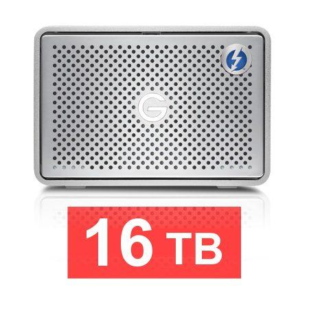 G-technology G-RAID with Thunderbolt - 16TB