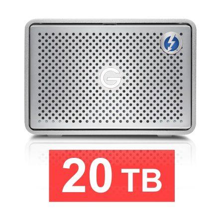G-technology G-RAID with Thunderbolt - 20TB