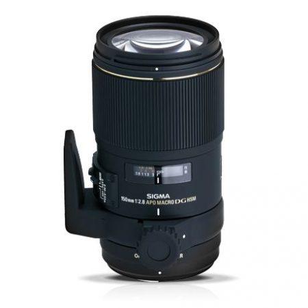 Sigma 150mm /2.8 EX DG OS HSM MACRO - Canon EOS bajonettes