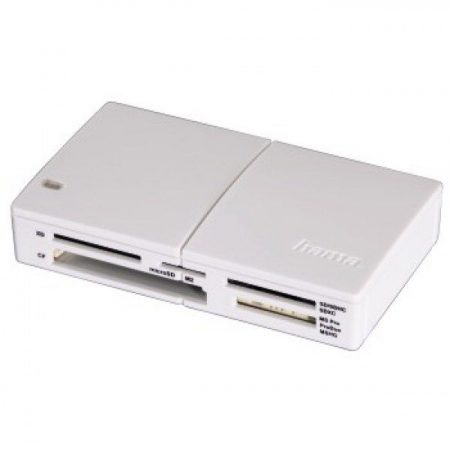 Hama  Multi kártyaolvasó USB 3.0 (fehér)