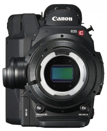 Canon EOS C300 mark II (PL mount) - 2 év garanciával