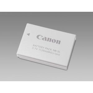 Canon NB-5L akkumulátor