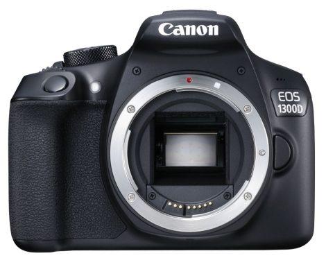 Canon EOS 1300D váz 1+2 év garanciával**
