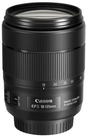Canon EF-S 18-135mm / 3.5-5.6 IS nano USM