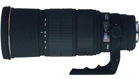 Sigma 120-300mm / 2.8 APO EX IF HSM DG (for Canon)