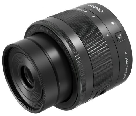 Canon EF-M 28mm /3.5 Macro IS STM