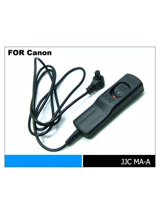 JJC MA-A vezetékes távkioldó (for Canon)
