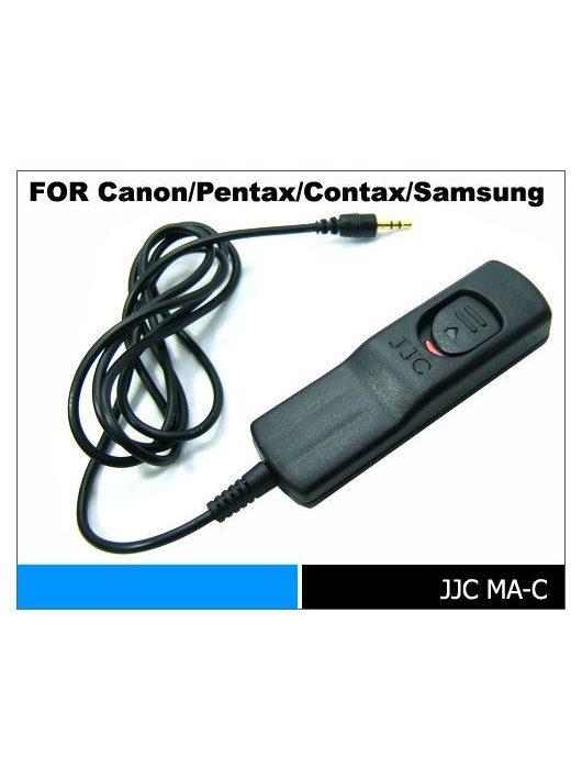 JJC MA-C vezetékes távkioldó (for Canon)
