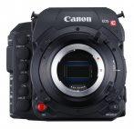 Canon C700 váz - EF bajonettes
