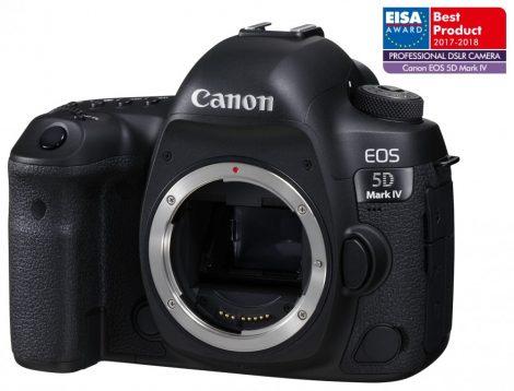 Canon EOS 5D mark IV váz 1+2 év garanciával** + ajándék*