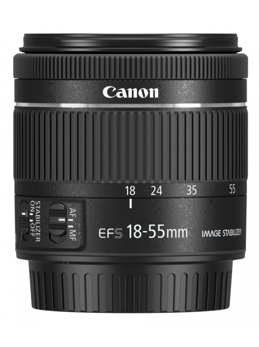 Canon EF-S 18-55mm / 4-5.6 IS STM
