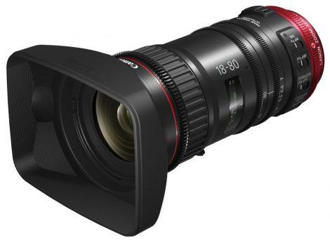 Canon CN-E 18-80mm / T4.4 L IS KAS S (EF bajonett)