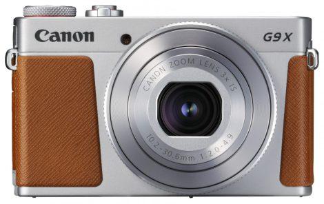 Canon PowerShot G9x mark II - ezüst színű