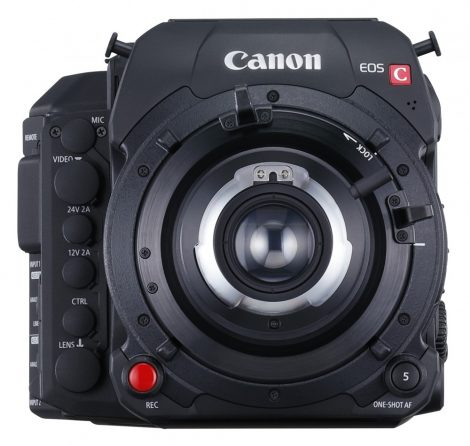 Canon C700 (GS) váz - PL bajonettes