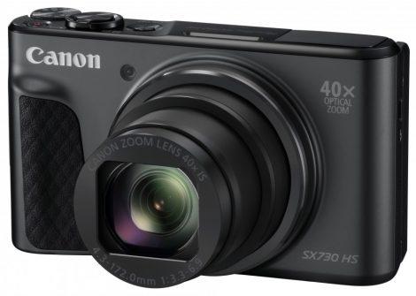 Canon PowerShot SX730HS - fekete színű