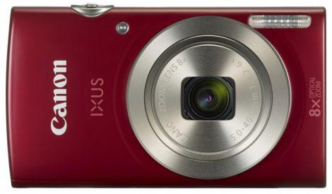 Canon Ixus 185 - piros színű