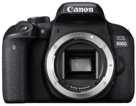 Canon EOS 800D váz 1+2 év garanciával**