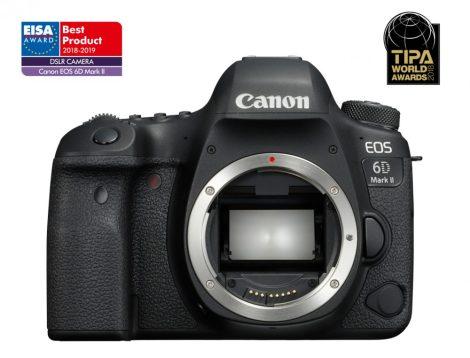 Canon EOS 6D mark II váz 1+2 év garanciával**